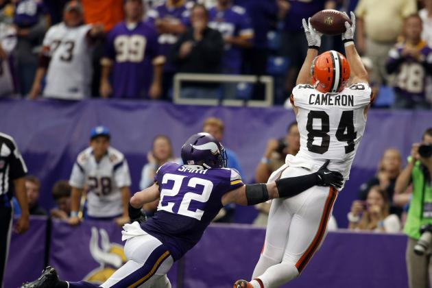 Forget Richardson, the Browns' Future Starts with Josh Gordon and Jordan Cameron