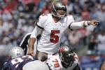 Josh Freeman Wants Out of Tampa