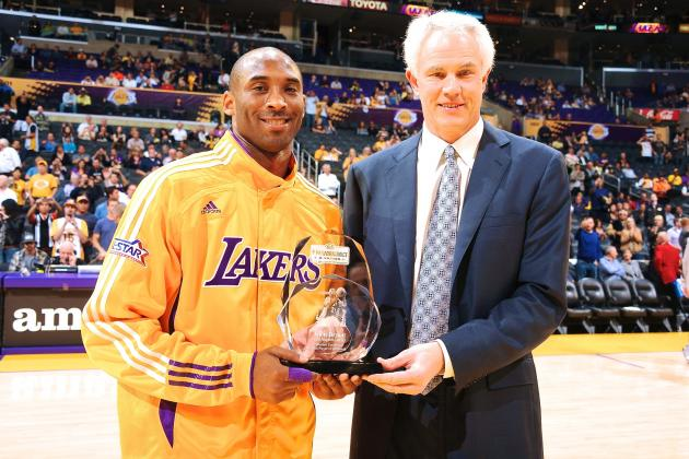 Mitch Kupchak Confirms Lakers Want Kobe Bryant to Stay in LA for Entire Career