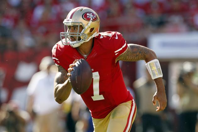 Fantasy Football Options for the San Francisco 49ers-St. Louis Rams Game