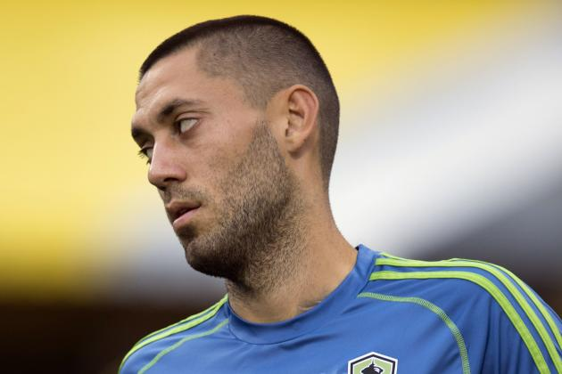 Clint Dempsey Tops List of MLS Millionaires