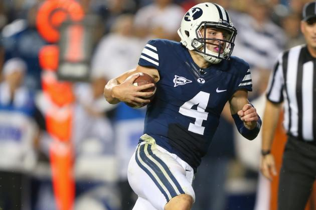 Must-Know Facts and Stats Going into BYU-MTSU Game