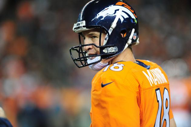 Peyton Manning's Updated 2013 Fantasy Outlook Heading into Week 4