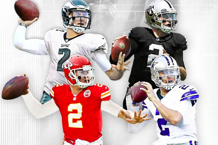 It's Easy to Picture Johnny Manziel as a Raider, Chief, Eagle or Cowboy