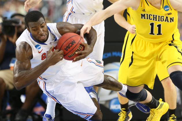 Patric Young Has Embraced His Senior Year Experience at Florida