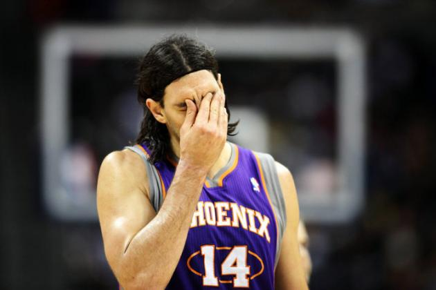 Ranking The Least Anticipated Phoenix Suns Seasons