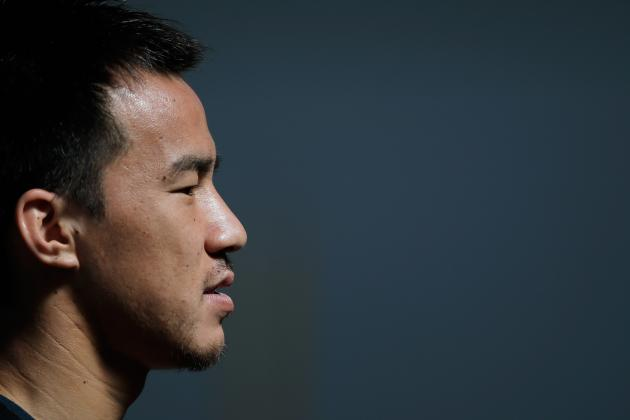 Japan's Shinji Okazaki Can Be a Surprise Star at World Cup 2014
