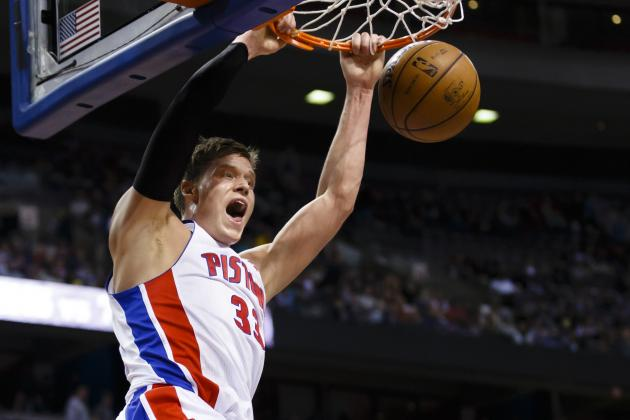 Jonas Jerebko: 2013-14 Detroit Pistons Preview