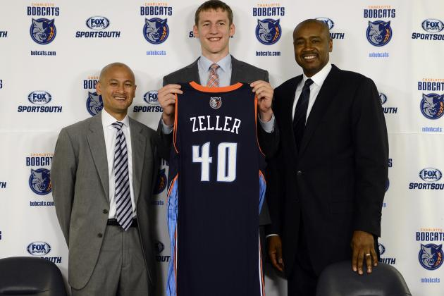 Charlotte Bobcats GM Says Cody Zeller Reminds Him of LaMarcus Aldridge