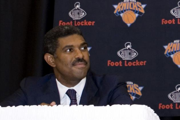 Knicks Officially Hire Steve Mills to Replace GM Grunwald