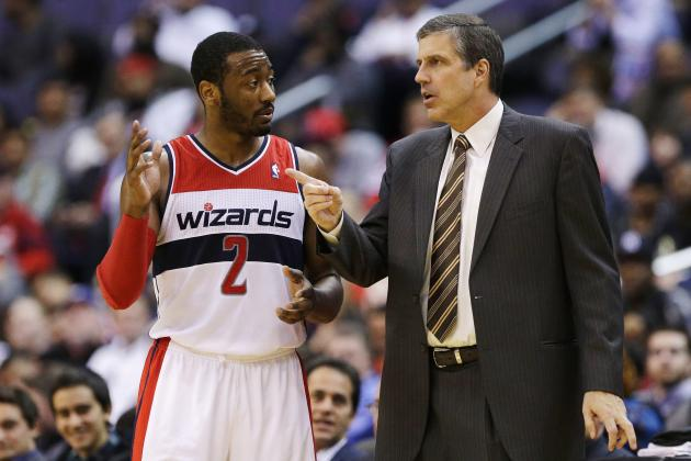 Washington Wizards' Ernie Grunfeld, Randy Wittman embrace expectations