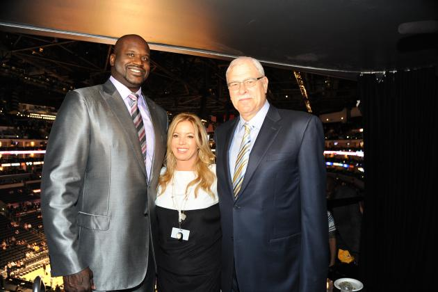 Phil Jackson Supports Shaquille O'Neal as Sacramento Kings Minority Owner