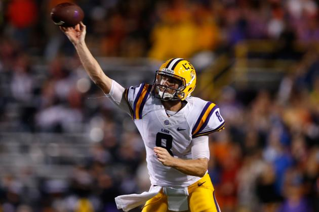 Pretenders or Contenders: LSU Among 4 Teams Hoping September Joys Don't End