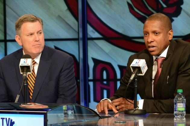 Quick Take: Leiweke Discusses Raptors with Brian Williams