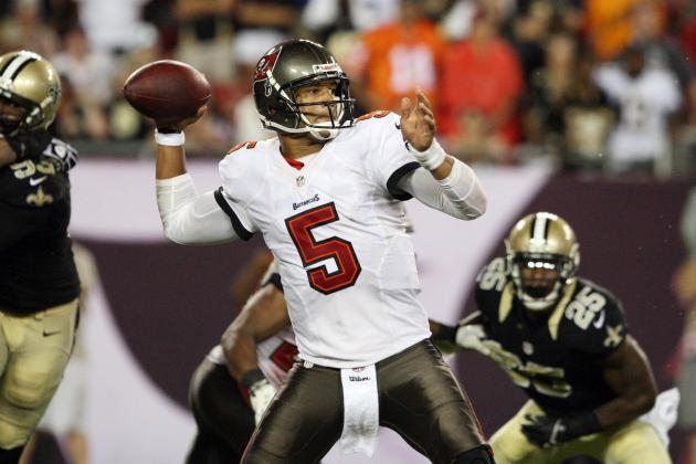 Can a Change of Scenery Revive Josh Freeman's NFL Career?