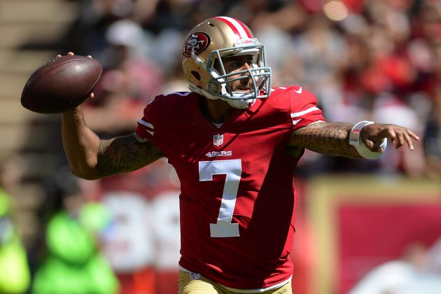 49ers vs. Rams: Can Colin Kaepernick Get Back on Track Against St. Louis?