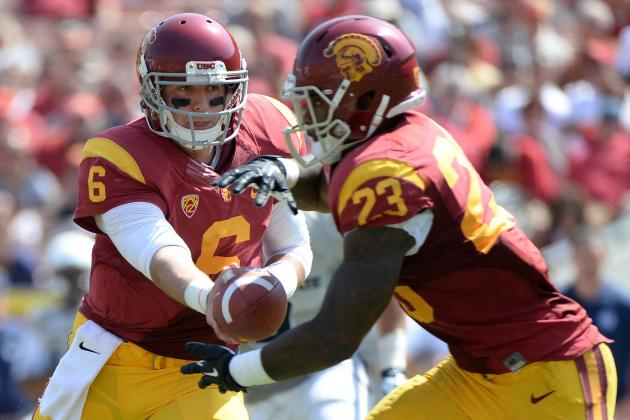 USC vs. Arizona State: Breaking Down Key Matchups in Week 5 Pac-12 Clash