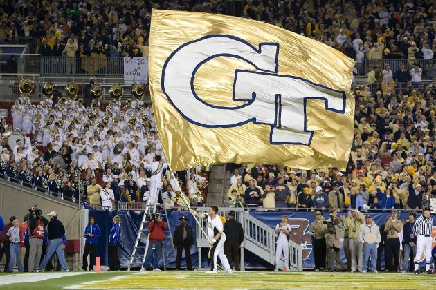 Robert Lavette Will Be Georgia Tech's ACC 'Legend'
