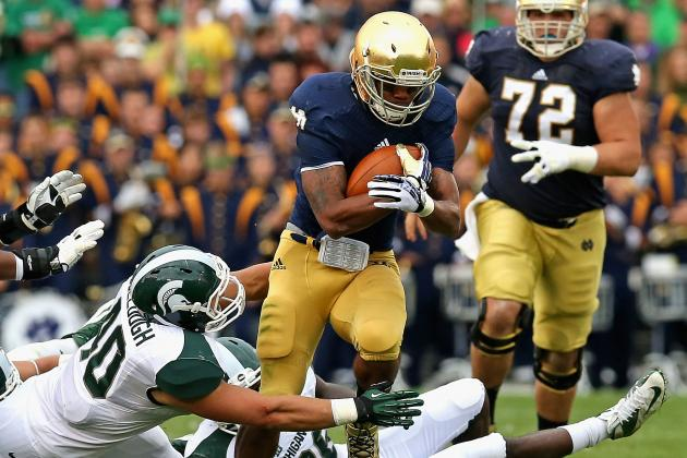 Oklahoma vs. Notre Dame: Why Rushing Attack Is Key to an Irish Victory