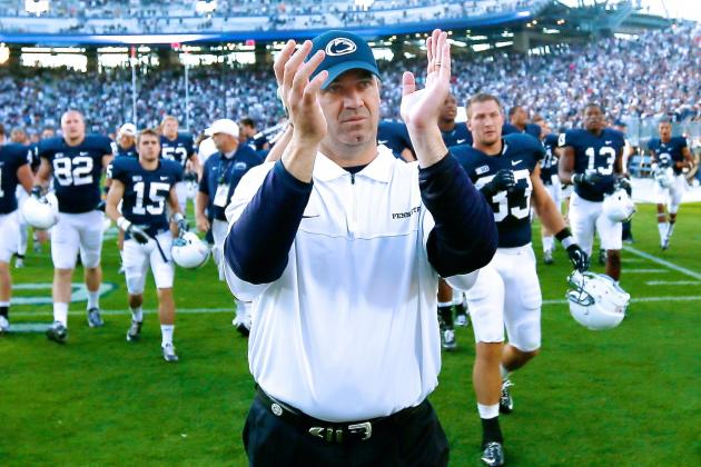 NCAA Scholarship Ruling Might Keep Bill O'Brien at Penn State Longer