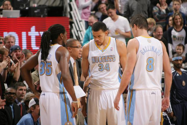 Denver Nuggets Training Camp 2013: Full Preview and Roster Projections