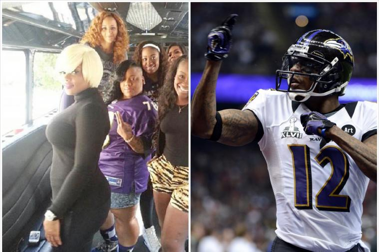 Ravens Played Pop Song 'Sweet Pea' During Practice to Troll Jacoby Jones