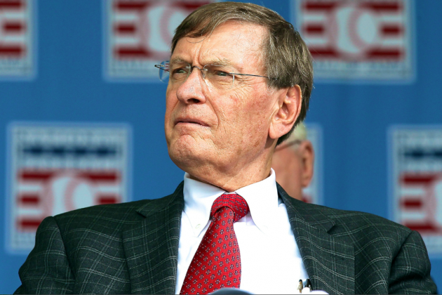 Bud Selig Announces Retirement as MLB Commissioner