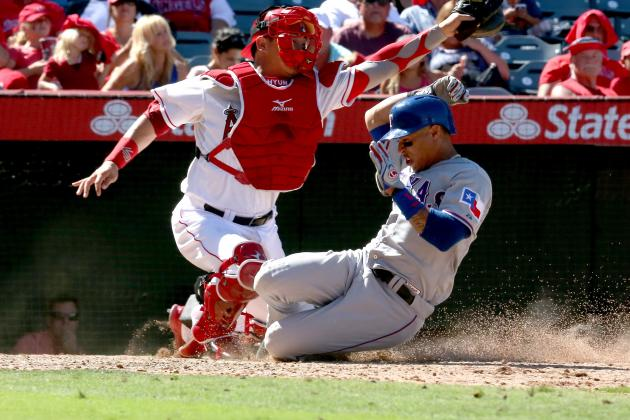 Los Angeles Angels vs. Texas Rangers Live Blog: Play-by-Play Analysis, Reaction
