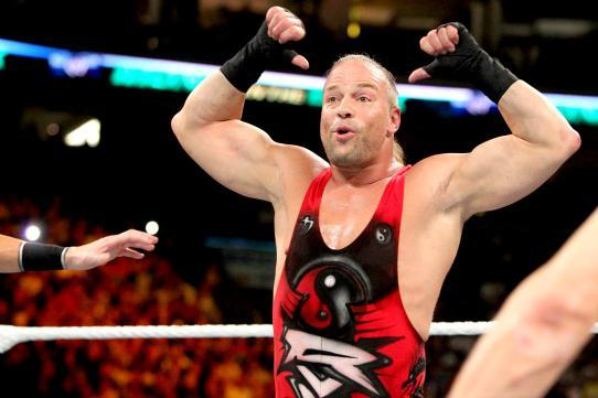 Conflicting Reports on Rob Van Dam's WWE Status