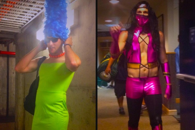Oakland A's Win the 'Who Can Make Rookies Look Most Ridiculous' Award