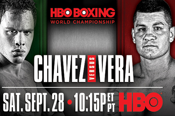 Julio Cesar Chavez Jr. vs. Brian Vera: Fight Time, Date, Live Stream, TV Info