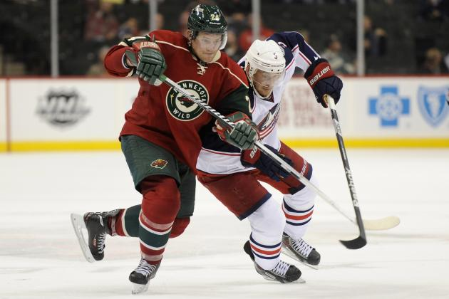 Minnesota Wild's Matt Cooke Breaking Bad Habits, Showing Offensive Skills