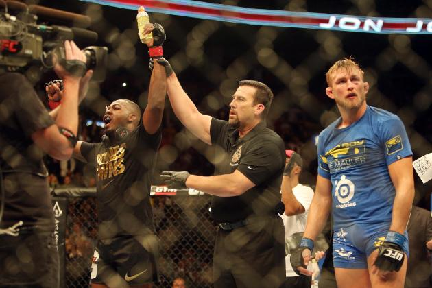 No Jon Jones-Alexander Gustafsson Rematch? That's the Dumbest Thing Ever