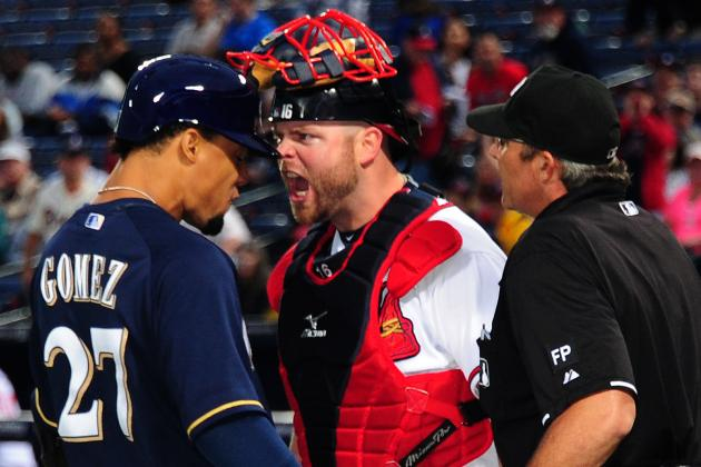 Brian McCann Polices MLB Home Run Trots, Yet Atlanta Braves Are Just as Guilty