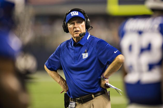 New York Giants: Why Tom Coughlin's Plan to Stay the Course Is Right Thing to Do