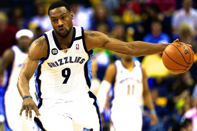 Memphis Grizzlies Owner Robert Pera and Tony Allen to Play 1-on-1 Charity Game