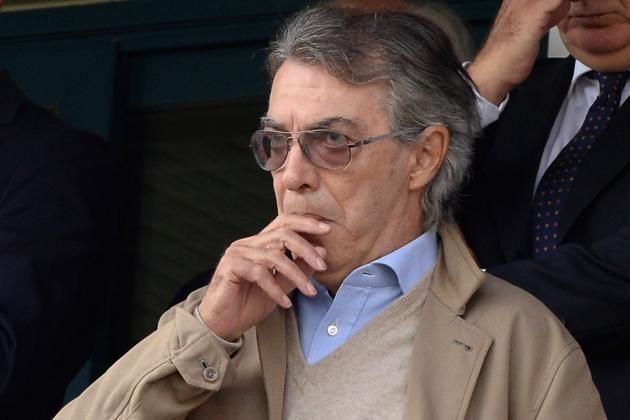 Moratti: 'Any Moment for Thohir'