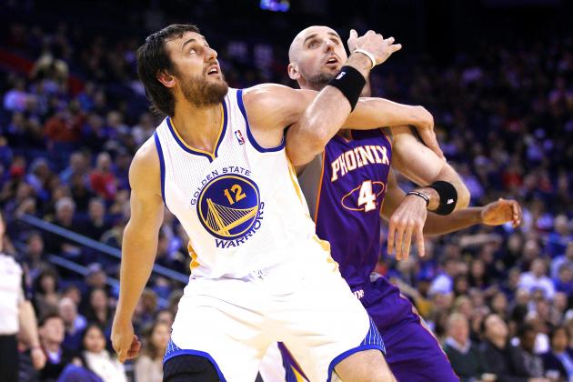 Why Andrew Bogut's Defense Is Key to Small-Ball Warriors Reaching Title Ceiling