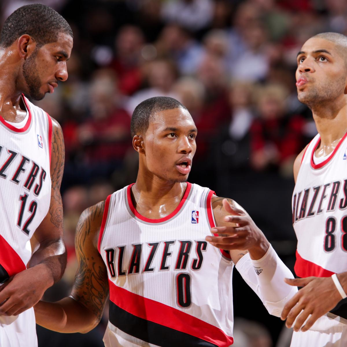 Portland Trail Blazers Espn Nba: NBA Podcast: 2013-14 Portland Trail Blazers Season Preview