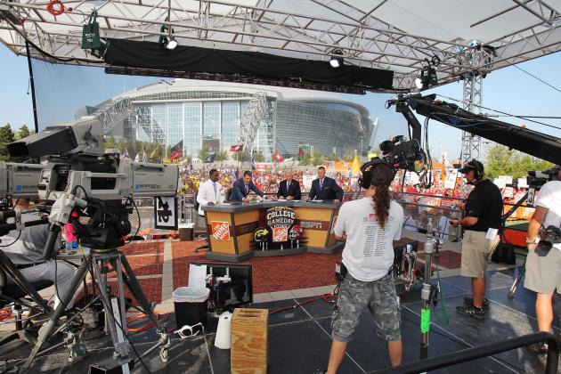 College Gameday 2013: Week 5 Schedule, Location, Predictions and More