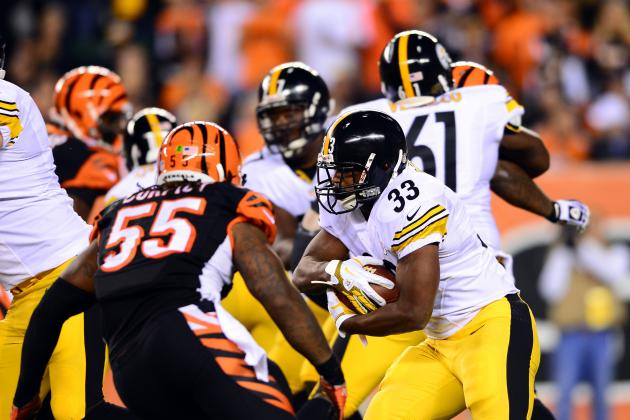 Steelers RB Isaac Redman Claims He Lied to Doctors During Concussion Test