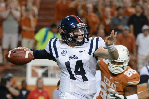 Ole Miss Football: Confident QB Bo Wallace Key to Rebels Upset Bid