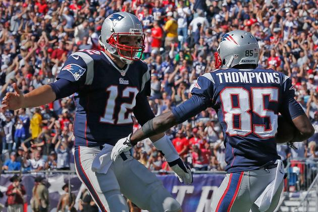 Improvement Needed by the New England Patriots as Season Gets Tougher