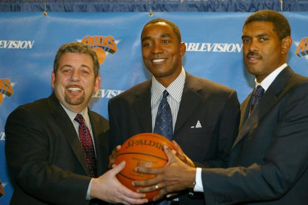 Why New York Knicks Fans Should Be Concerned About Latest Front Office Shakeup