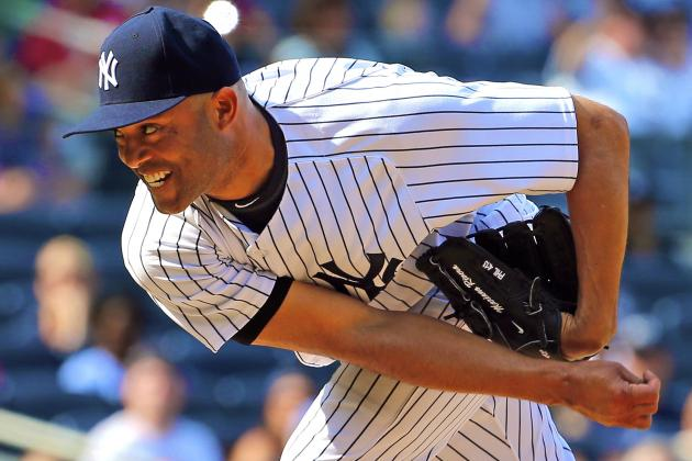 Will the Yankees Let Mariano Rivera Play the Outfield Before He Retires?