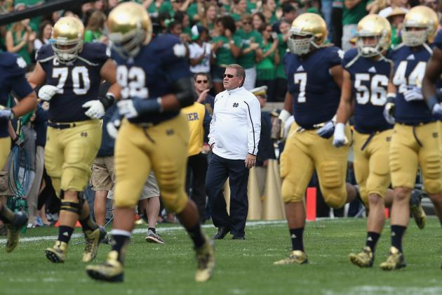 Notre Dame Football: Has 2013 Team Already Lost the Fans?