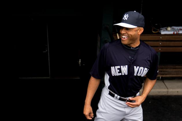 Mariano Rivera Deserves a Shot to Play Center Field for Yankees