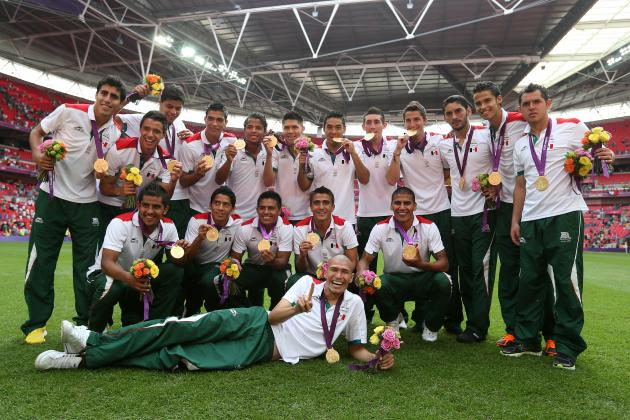 The Rise and Fall of the Gold-Medal Winning Mexico National Team