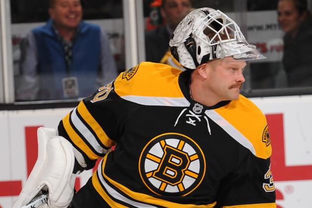 Yes, Tim Thomas Is Playing for Florida Tonight