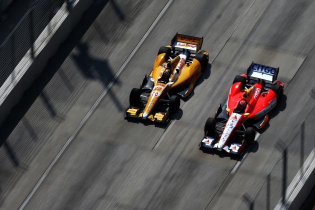 Indianapolis to Host IndyCar Road Race in May